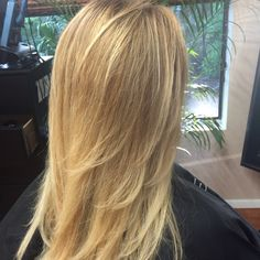 Balayage with Guy Tang Pure Enlightment, Olaplex