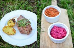 Omáčky ke grilování Dog Food Recipes, Grilling, Garden, Garten, Gardens, Grill Party, Tuin, Yard