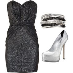 New Year's themed outfit! :)