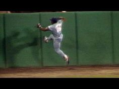 Bo Jackson July 11, 1990: Bo ran up the outfield wall. Literally. He chased down a fly ball and caught it about four steps in front of the fence. To avoid hitting the wall, he put his right foot on the wall, then his left, then his right — until he was 7 feet off the ground and sideways. For a guy who didn't want to be seen as a superhero, he sure kept doing superhero things.