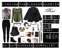 """""""Slender Mansion"""" by laughingjacksdaughter ❤ liked on Polyvore featuring River Island, Timberland, Yves Saint Laurent, Maison Margiela, Happy Plugs, Carbon & Hyde, Amanda Rose Collection, Michael Kors, Pineider and SUQQU"""