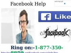 Dial Facebook Help 1-877-350-8878 to vindicate your skills on FBNo one can doubt agility, passion and Facebook knowledge of our customer service executives. They have always got admiring feedback from customers for their expert and productive consultation. So, if you are missing a reliable technical help related to your Facebook account, then without delay reach us through our Facebook Help 1-877-350-8878. For more information…