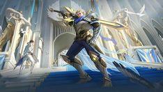 Mobile Legends Hero and Skin Release Dates Schedule Wallpaper Mobile Legends, Alucard Mobile Legends, Hero Wallpaper, Carmilla, Bang Bang, Ranger, The Legend Of Heroes, Games Images, Fantasy Art