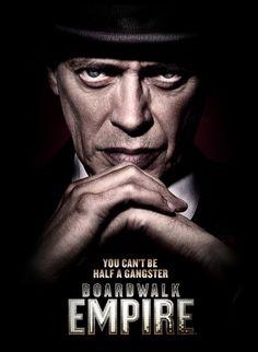 Critique sur 3 pages de la série intégrale (5 saisons) de Boardwalk Empire sur HBO qui s'est terminée fin Octobre 2014