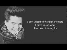 Adam Lambert - Map [NEW BONUS TRACK] - LYRICS