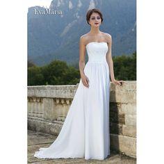 Strapless Dress Formal, Formal Dresses, Wedding Dresses, Bridal, Design, Fashion, Dresses For Formal, Bride Dresses, Moda