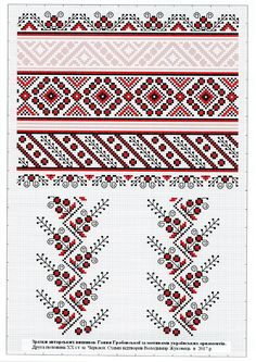 Folk Embroidery, Cross Stitch Embroidery, Embroidery Patterns, Palestinian Embroidery, Cross Stitch Borders, Embroidered Clothes, Arte Popular, Pattern Books, Blackwork
