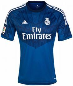 Foto principal de Camisa Casillas Goleiro Real Madrid (Espanha) - Uniforme 1  2014  e0ec3e3eee997