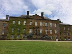 Erddig House, Hall, and Gardens in Wrexam, Wales