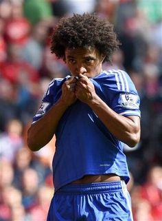 He Hates Tottenham! Willian - 22