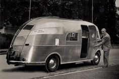 I want this Airstream trailer.