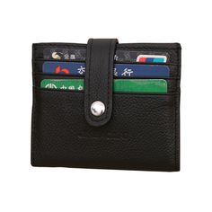 0a2b52a309 High quality genuine leather business card holder fashion men credit card  holder New style ID card
