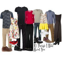 My creation inspired by the cast of the 1999 teen romantic comedy starring Heath Ledger, Julia Stiles, Larisa Oleynik, Joseph Gordon-Levitt, Andrew Keegan, David Krumholtz and Susan May Pratt.