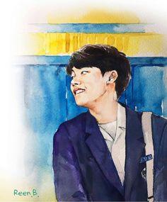 Ryu Joon Yeol, Lee Hyeri, Go Kyung Pyo, Bo Gum, Cute Cartoon, Korean Drama, Pretty Boys, Lovers Art, Kpop
