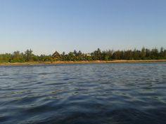 View from the ocean. #VillaLisa & #VillaTatu