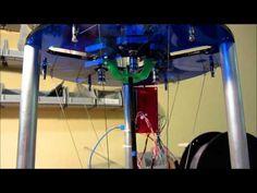 Low-Budget 3D Printer Uses Binders and Fishing Line | Make: