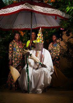 His Majesty Adetutu Akinnu of Save, kenbam.com, kings of Benin, portraits of kings