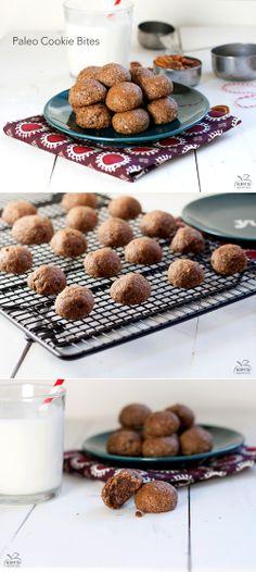 #Paleo Cookie Bites