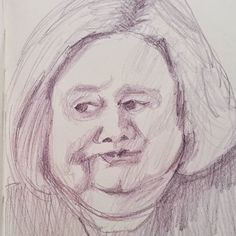 One of my favorite characters on TV right now! #christinebaskets played by @louieanderson. Well done! The show is Baskets. Go watch it.