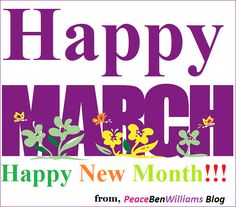 month of march Happy New Month Prayers, New Month Wishes, Sending Prayers, Wishes For You, Happy March, Happy D, Are You Happy, Prayer Message, Blessing Message