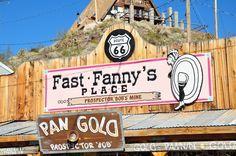 JD's Scenic Southwestern Travel Destination Blog: A Living Ghost Town! Oatman, Arizona!