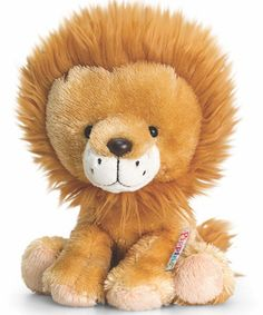 Pippins Roary Lion Soft Toy - Keel Toys