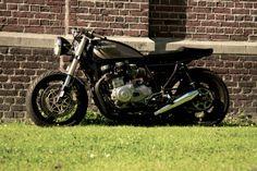 Kawasaki KZ1000LTD Cafe Racer by Motokouture #caferacer #motorcycles #motos| caferacerpasion.com
