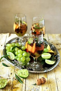 Pratos e Travessas: Sangria -The call of Summer | Food, photography and stories