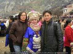 Miao Tribe Festival Dance Travel Beautiful Ethnic China http://www.interactchina.com/