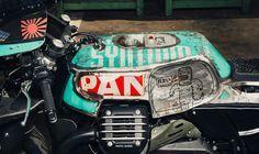 Vertigo - Vibrazioni Moto Guzzi Audace ~ Return of the Cafe Racers