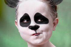maquillage enfant idees Halloween facile