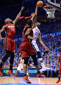 Thunder vs. Heat: 2012 NBA Finals - Game 1   THE OFFICIAL SITE OF THE OKLAHOMA CITY THUNDER