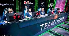 Team Liquid has accepted your fourth invitation to ESL's last major from the Pro Circuit 2017-2018 Season — ESL One Birmingham.