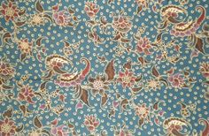 Batik, The Heritage of Indonesia: I love Batik Madura.
