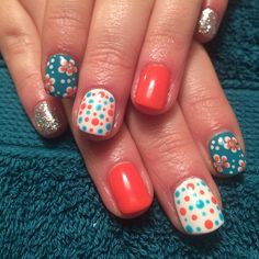 Instagram photo by atyourfingertipsgb #nail #nails #nailart