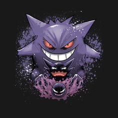 GENGAR EVOLUTION T-Shirt - Pokemon T-Shirt is $11 today at Ript!