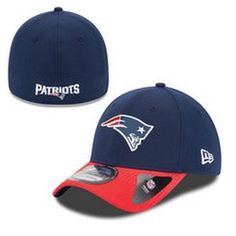 932ace7ea11c0 New England Patriots NFL New Era 39Thirty hat new with stickers PATS  Football Large-XL Fit