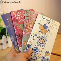 DoreenBeads Lovely Notebook Kids Student Cartoon Pattern Gift Stationery Journal Diary Planner Notepad 17.5x9cm, 1 Pc #Affiliate