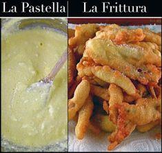 """Pastelle Per Fritti ~ """"Brodo Di Giuggiola"""""""