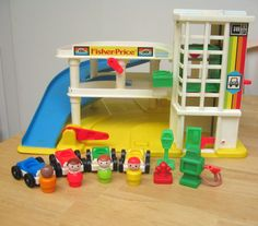vintage fisher price 1978 cooker hob stove+picnic set fits #919 ... - Cucina Fisher Price