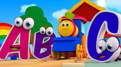 Bob il treno - La canzone dell'alfabeto | bob la canzone treno alfabeto