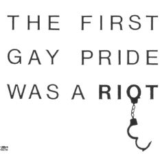 the stonewall riots NPR's finest documentary by far! Stonewall Riots, Some Beautiful Images, Rainbow Photo, Lgbt Community, Rainbow Pride, Sex And Love, Story Of My Life, Gay Pride, Get Over It