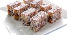 halep tatlısı suriye mutfağına ait nefis bir tatlı çeşididir.şambali tatlısından farkı içine pekmez ve ceviz ilavesi yapılmasıdır.mutl...