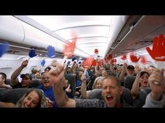 JetBlue Gets Critically Political On One of Its Flights - http://www.psfk.com/2016/02/jetblue-political-frustration-partisan-gridlock-reach-across-the-aisle.html