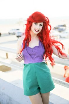 Disney Little Mermaid Ariel Inspired Princess by YourCosplayCloset