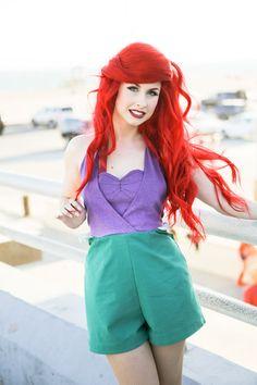 Disney Little Mermaid Ariel Inspired Princess by YourCosplayCloset