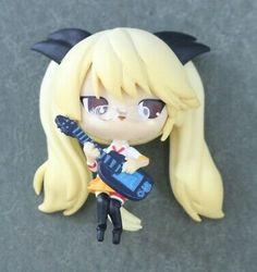 FuRyu Show By Rock! Chobirume Petit Figure Trichronika Shu Zo 5cm AMU-PRZ7799