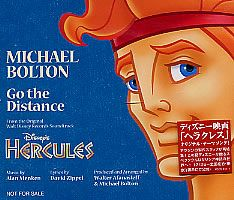 """For Sale - Michael Bolton Go The Distance Japan Promo  CD single (CD5 / 5"""") - See this and 250,000 other rare & vintage vinyl records, singles, LPs & CDs at http://eil.com"""