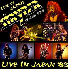 Stryper-Live in Japan 85'.....................