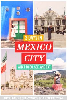 Planning a Mexico Ci